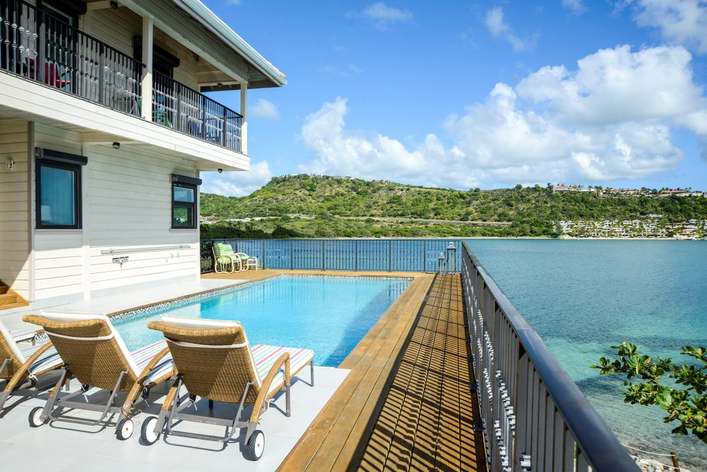 Villa to rent in Antigua | The Sea House Antigua